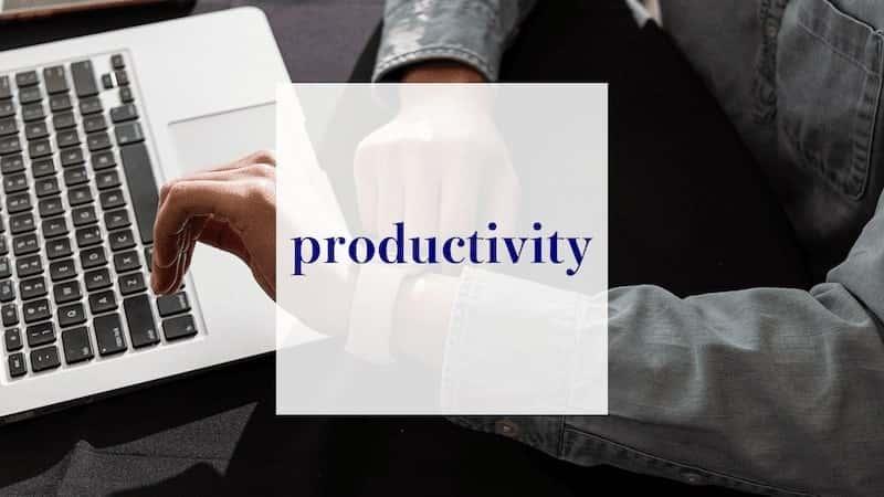 働き方改革と生産性向上の肝は売上に。効率化した時間を活用